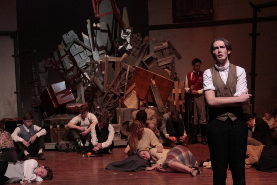 Fall musical demonstrates students' talent, dedication