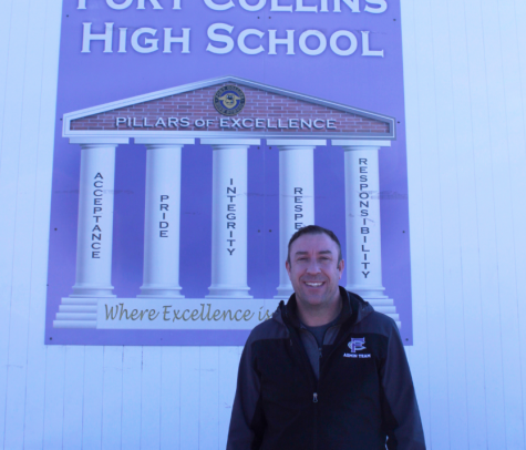 New principal hopes to bring vision, sense of community to FCHS