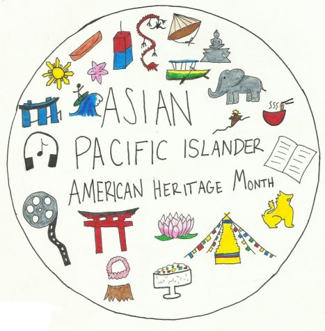 Celebrate Asian, Pacific Islander heritage month
