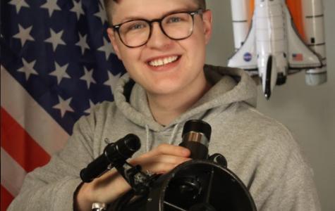 Zach Pickerel's senior photo